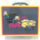 Despicable Me Minions Embossed Lunch Box