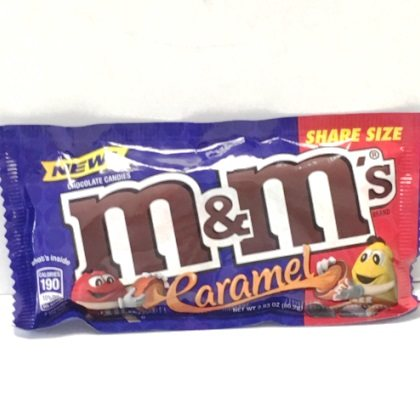 MM Caramel Share Size Pack
