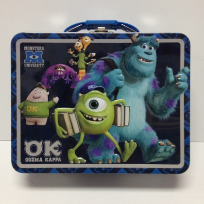 Monsters University Lunch Box