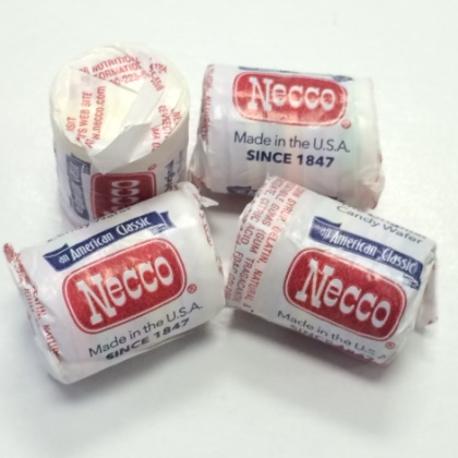 Necco Wafers Assorted Minis 9 oz