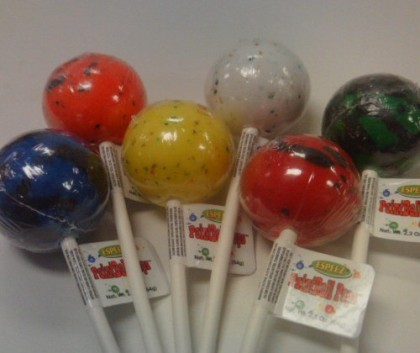 Giant Jawbreaker Lollipops 3 ct