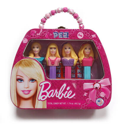 Pez Barbie Gift Set 1 ea