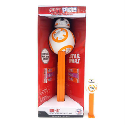 Pez Star Wars BB 8 Giant
