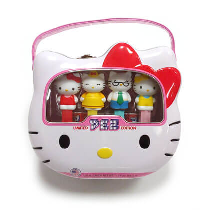 Pez Hello Kitty Limited Edition Set