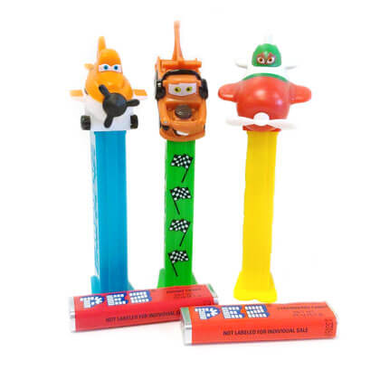 Pez Dispensers Planes 1 ea
