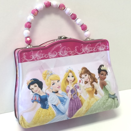 Disney Pink Princess Purse