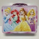 Disney Princess Purple Lunch Box