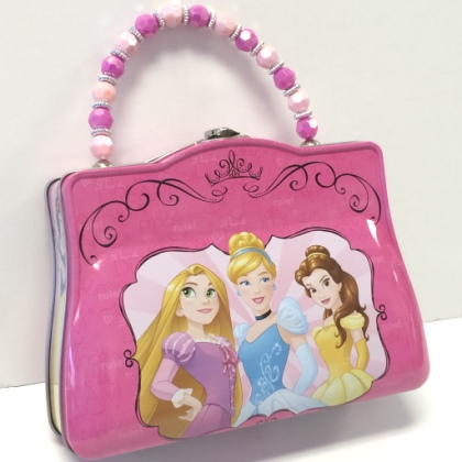 Disney Pink Bright Princess Purse