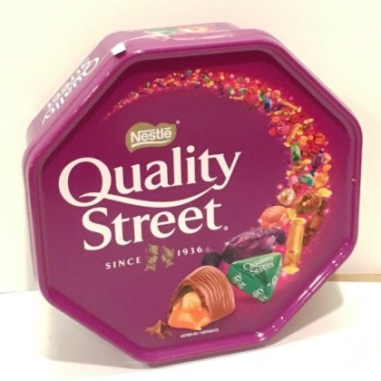 Quality Street Premium Candy Large Tub