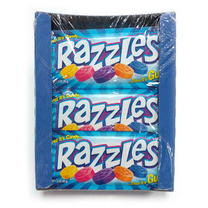 Razzles Packs Original 24 ct