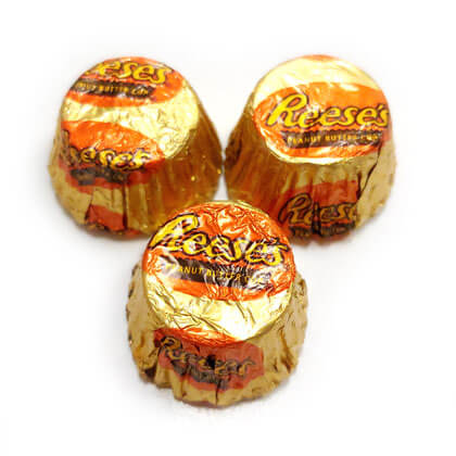 Reeses Peanut Butter Mini Cups 8 oz