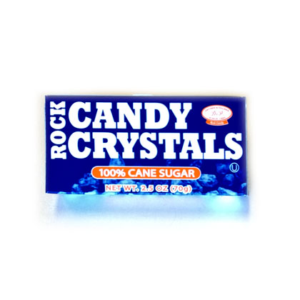 Rock Candy Crystals Box