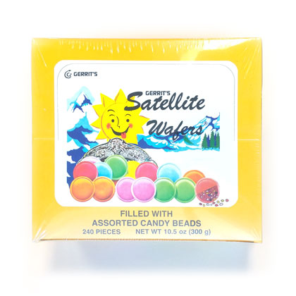 Satellite Wafers 240 ct