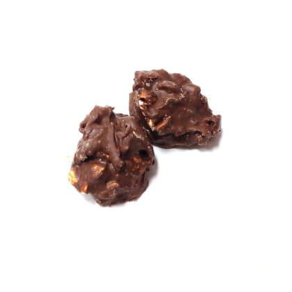 Sugar Free Clusters Peanut Small Box