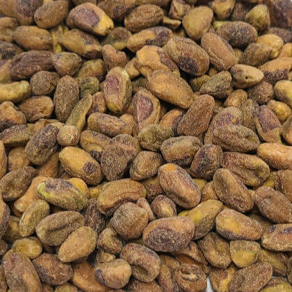 Pistachios California Roasted Shelled Salted 6 oz