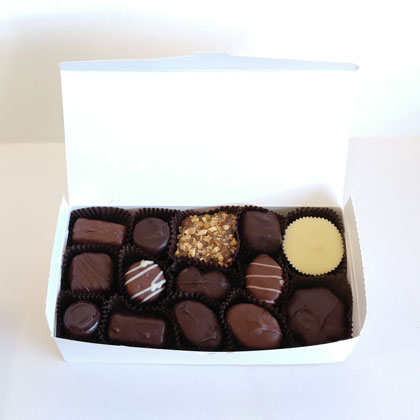 Assorted Chocolates Small Pearls Box