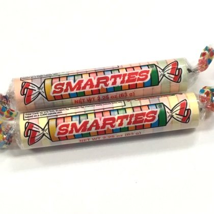 Smarties Roll Mega 1 ea
