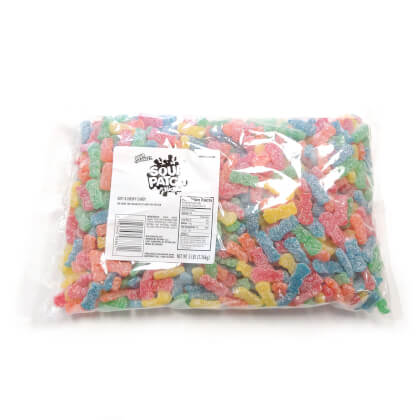 Sour Patch Fruits 5 lb