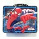 Spiderman The Ultimate Thwipp Embossed Metal Lunch Box