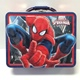 Spiderman The Ultimate Embossed Metal Lunch Box