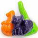 Gummi Spooktacular Mix 12 oz