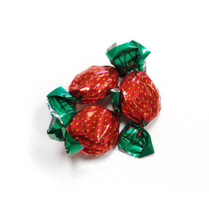 Strawberry Filled Hard Candy 12 oz