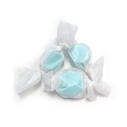 Salt Water Taffy Blue Raspberry 8 oz