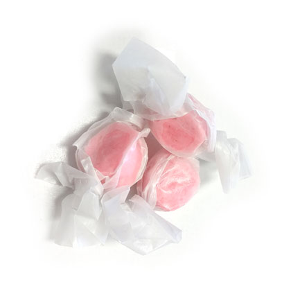 Salt Water Taffy Cherry 8 oz