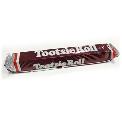 pearls candy and nuts tootsie roll 1 ea