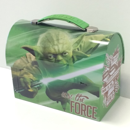 Star Wars Yoda Metal Workman