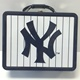 Yankees Embossed Lunch Box